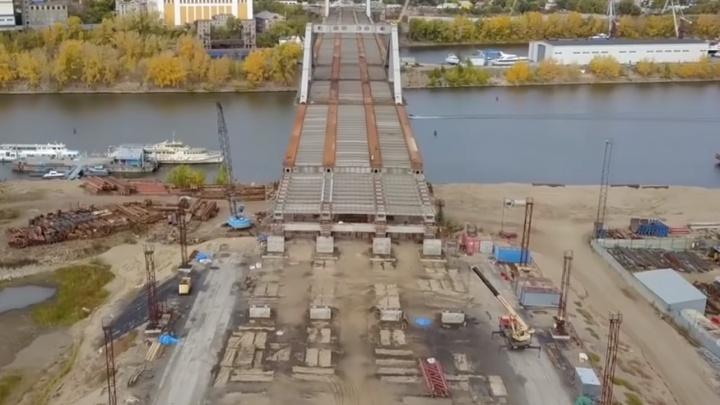 Меркушкинский, Засекинский, Пенсионный: выбираем новое название для Фрунзенского моста