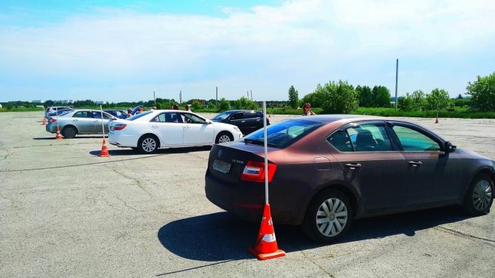 Есть права, а ездить страшно: автолюбители смогут восстановить навыки вождения всего за 9 дней