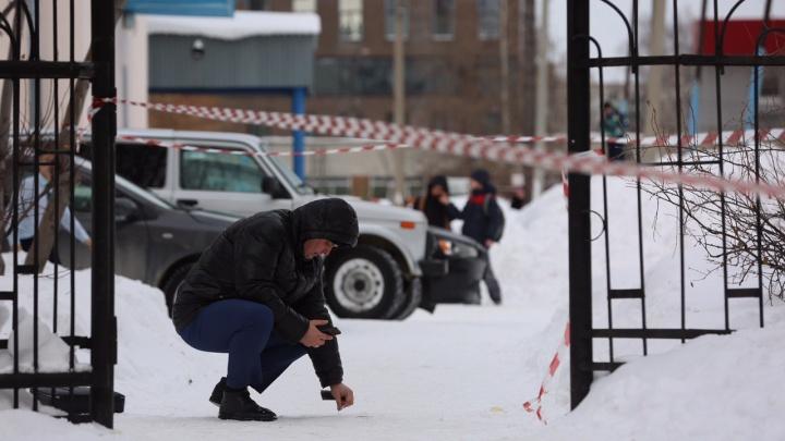«Его тут все знали»: что происходило утром в день убийства Олега Арчибасова в Новосибирске