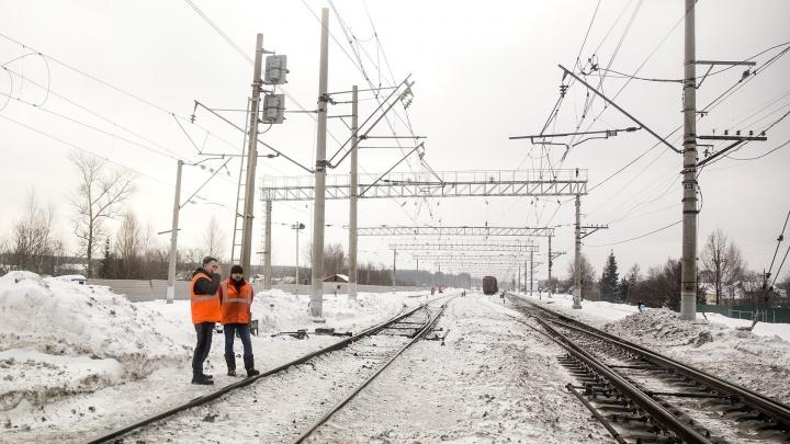 В Ярославле один из руководителей железной дороги попался на крупной взятке
