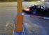 Даже не тормозил: публикуем видео, как Mercedes на бешеной скорости таранит стену у «Высоцкого»