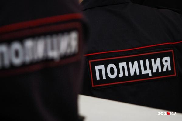Полицейские задержали подозреваемого на следующий день после разбоя