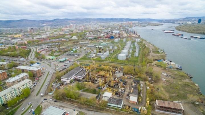 Взамен закрытой нефтебазы в Красноярске запустили базу в Назарово
