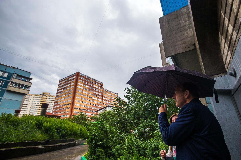 Среднеэтажный Горский —ещё не худший вариант микрорайона