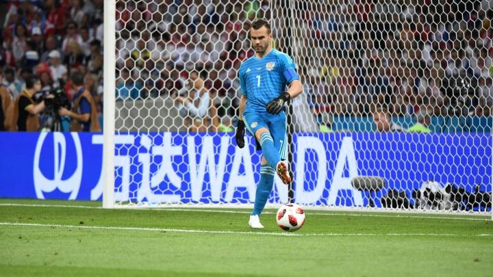 Неожиданно: Игорь Акинфеев заявил, что больше не будет играть за сборную России