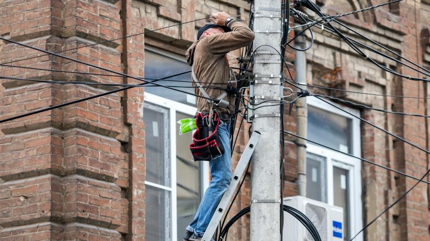 Десятки домов в Ростове опять останутся без света