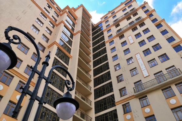 Стоит поспешить, видовые квартиры в новом доме начали раскупаться еще на стадии строительства