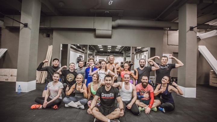 Готовь тело к лету: CrossFit открывает новый зал и приглашает на день открытых дверей
