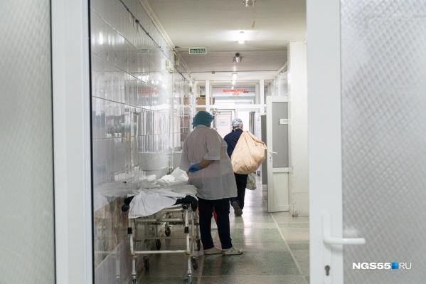 Лекарства, которое пришлёт британская компания, хватит только на 716 человек