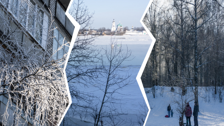 «В снегу с горящими щеками»: фотограф-любитель сделал 9 фото сказочной зимы в Брагино