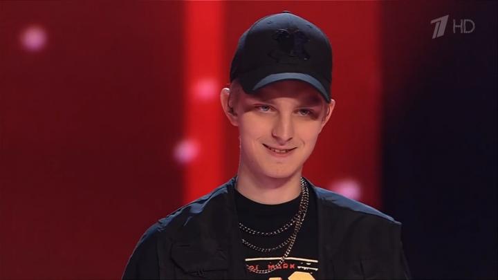17-летний екатеринбуржец прошёл в третий этап «Голоса», зачитав рэп на английском. Публикуем видео