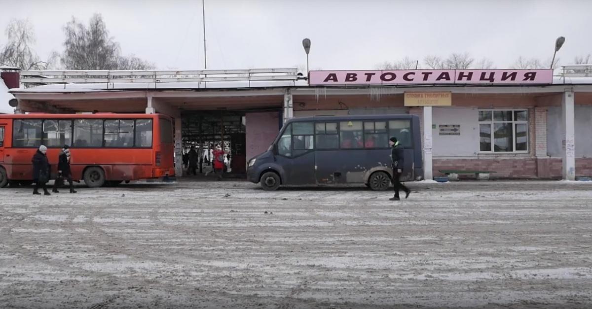 Пассажирам приходилось подолгу ждать автобус на морозе