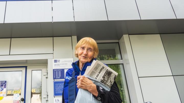 «Если бы сидела дома, меня бы уже не было»: 80-летняя омичка рассказала, почему продолжает работать
