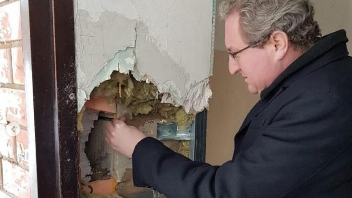 В доме для детей-сирот в Нытве, который трещит по швам, проведут капремонт или реконструкцию