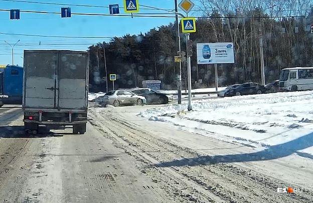 Оба водителя нарушили правила дорожного движения