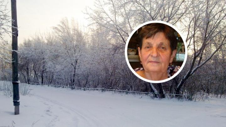 Поиски загадочно пропавшей пенсионерки завершились жутким признанием самого близкого человека