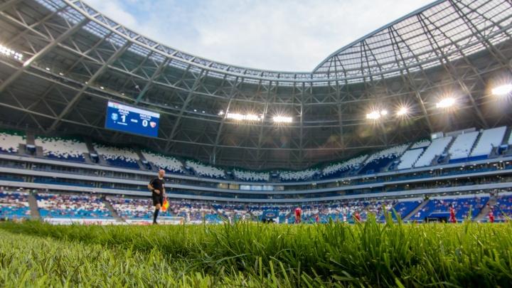 На строителей «Самара Арены» подали в суд за долги в 13 миллионов рублей за электроэнергию