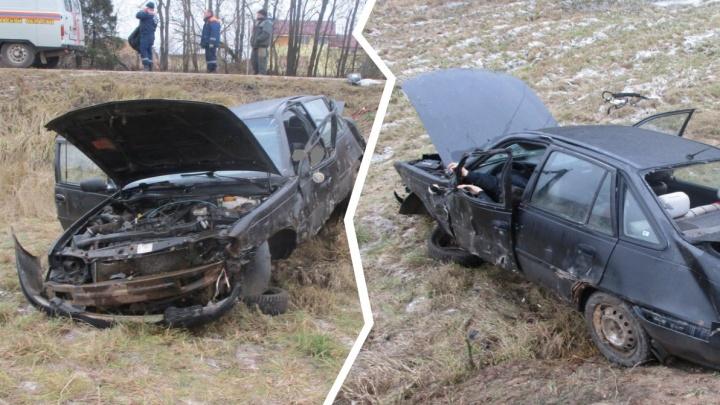 Два человека погибли в ДТП в Ярославской области