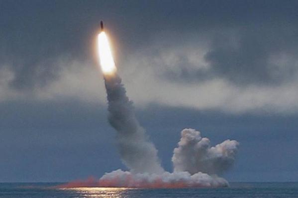 Учебно-боевые блоки ракеты штатно достигли полигона на Камчатке