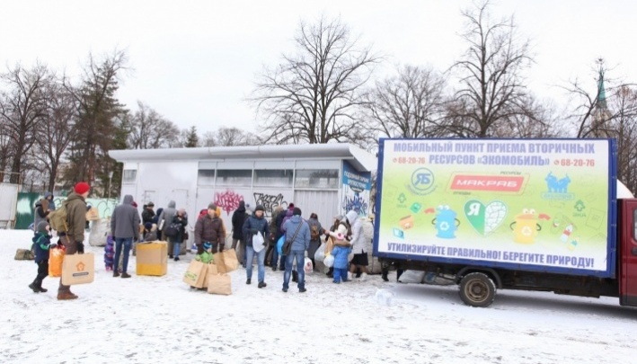 У ярославцев последний раз в этом году заберут отходы на переработку: что и когда приносить