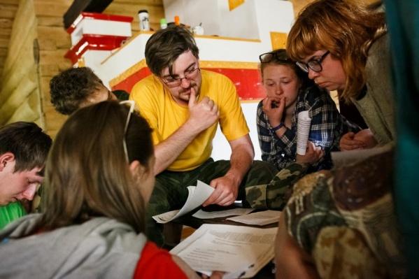 Темой возобновляемых источников энергии организаторы заинтересовались еще летом — на летней климатической школе в Кенозерье