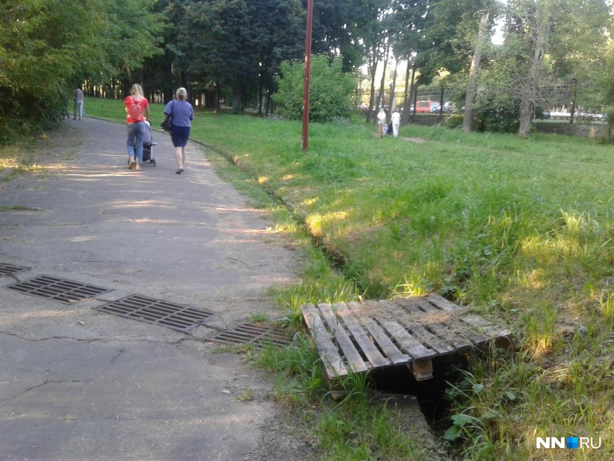 ВНижнем Новгороде разбился парапланерист
