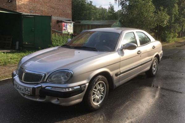 Машину продают за 699 тысяч рублей