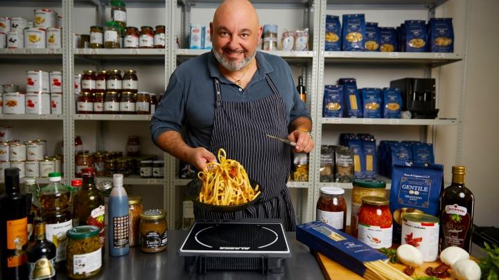 В Новосибирске пройдут гастроли итальянского шеф-повара Фабрицио Фатуччи