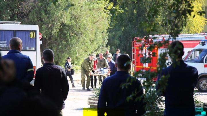 Глава Зауралья выразил соболезнования семьям жертв массового убийства в Керчи