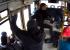 На екатеринбуржца завели дело из-за драки с пьяной компанией в автобусе. Инцидент попал на видео