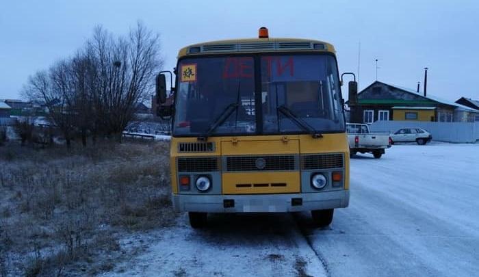 Водителя школьного автобуса в Башкирии поймали пьяным за рулем