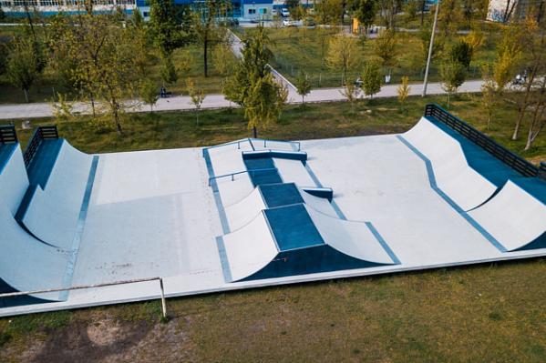 Скейт-парк станет одной из крупных спортивных площадок в Ростове