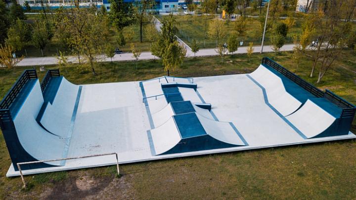 В Ростове 1 июня откроется скейт-парк, придуманный двумя студентками