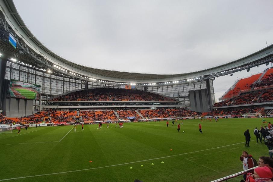 В июне в Екатеринбурге пройдет четыре матча в рамках чемпионата мира по футболу