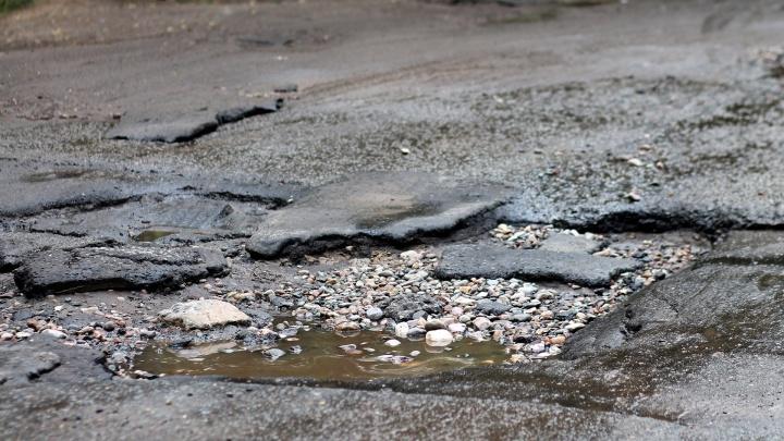 На этой неделе в Ярославле отремонтируют 10 дорог: список