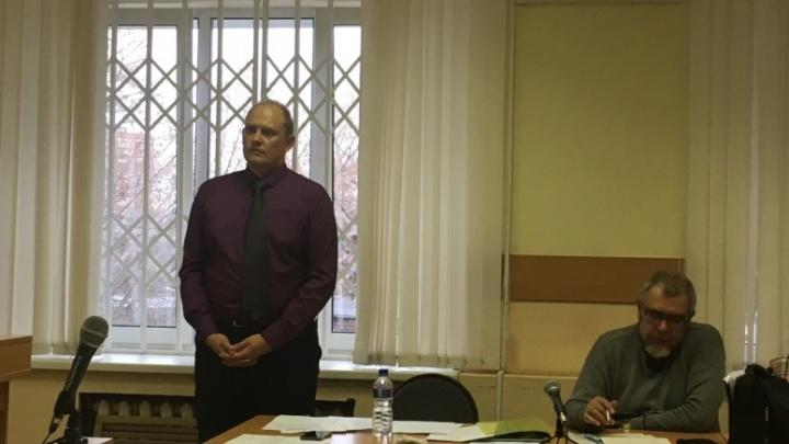 В Перми прокуратура попросила приговорить старейшину «Свидетелей Иеговы» к реальному сроку