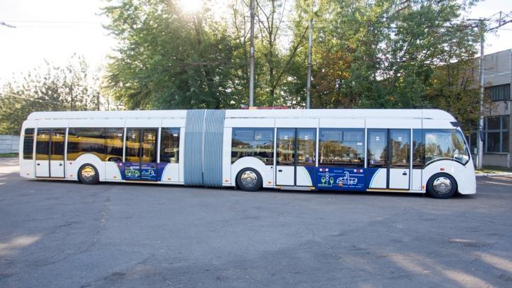 Тестировать электробус в Самаре будут зимой