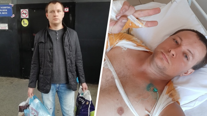 Happy end: жителю Ростовской области, спасшему семью из пожара, дали временное жилье