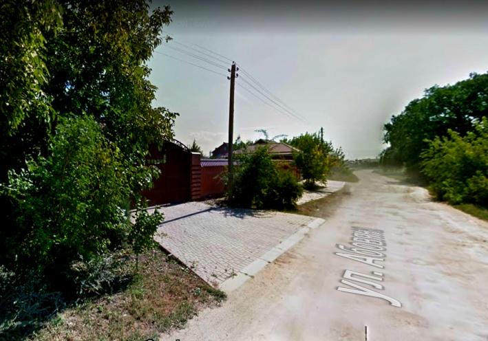 Именно на эту улицу уехал пассажир «Яндекс.Такси» за деньги Александра