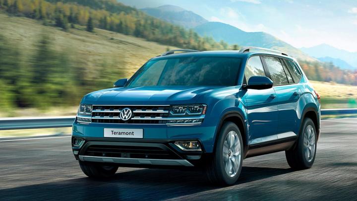 Внедорожник, который бьет рекорды: чем хорош Volkswagen Teramont для самарских дорог