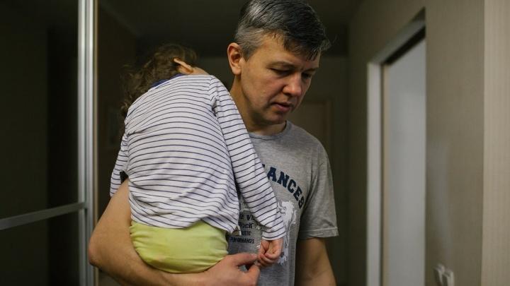 Когда папа не ушёл: фотографии из историй E1.RU об отцах неизлечимо больных детей покажут на выставке