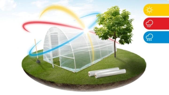 Разработка, за которой охотятся садоводы: уДачное решение — полимерная пленка