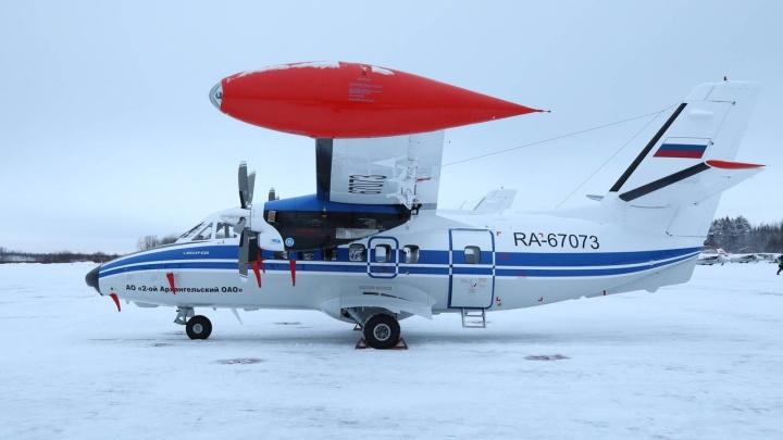 С автопилотом и санузлом: 2-й Архангельский авиаотряд получил два новых самолета
