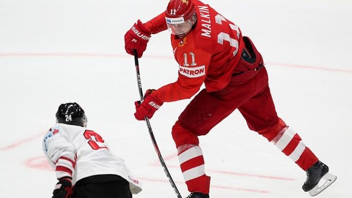 Российская сборная разгромила команду из Австрии на чемпионате мира по хоккею