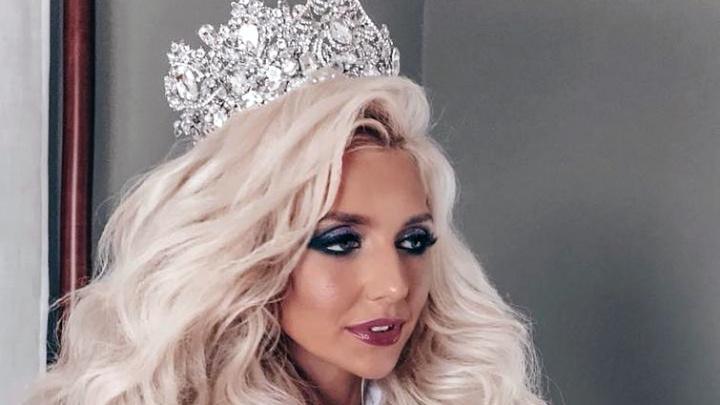 Молодой маме из Новосибирска дали титул «Принцесса Европы»