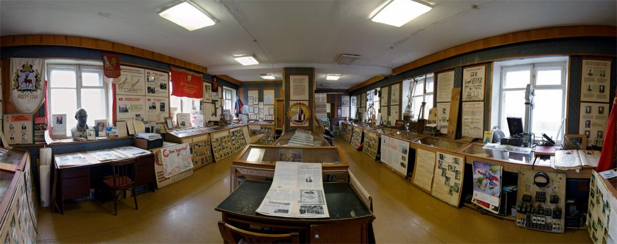 Музей завода