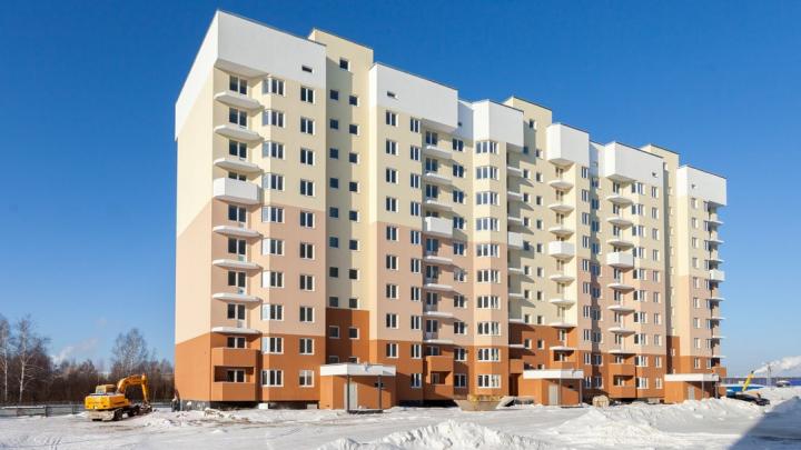 Первые дольщики «Кольцовского дворика» получат ключи в 2020 году: как достраивали ЖК на юге города