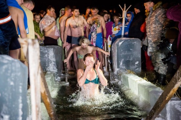 Православные новосибирцы отметят Крещение в субботу, 19 января