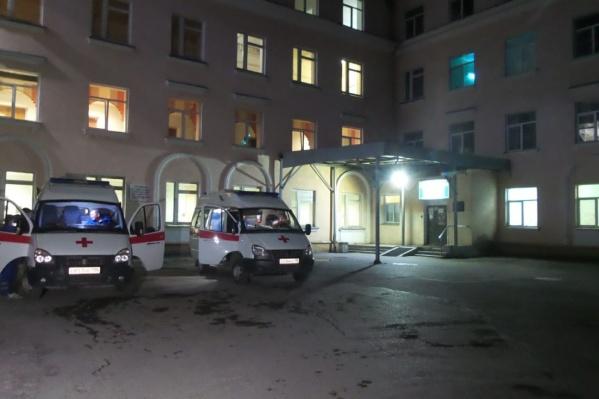 Инцидент произошел в ночь на 6 июня у больницы № 23