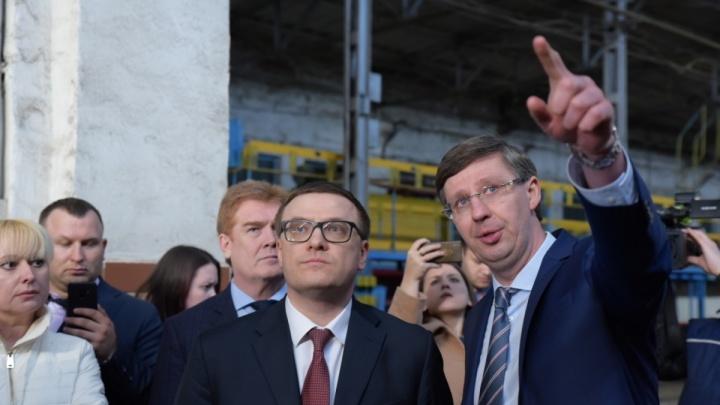 «Размытый проект»: губернатор раскритиковал концепцию развития общественного транспорта в Челябинске
